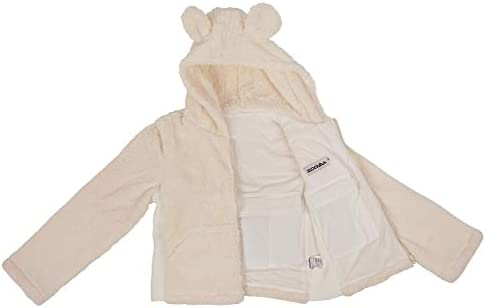 ZooVaa Childrens Weighted Compression Fleece Hooded Jacket w//Removable Weights Small