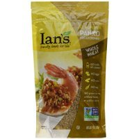 Ian's Whole Wheat Panko Bread Crumb (3x9 OZ) Thank you for using our service