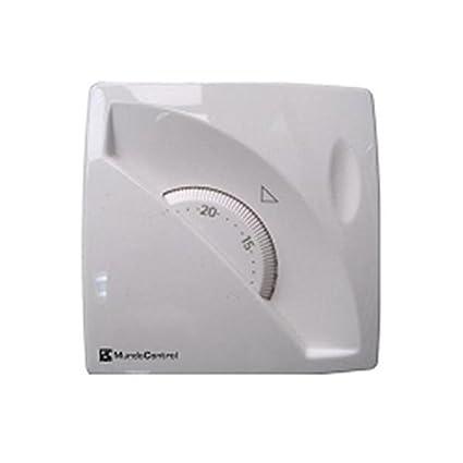 MC3; Termostato ambiente conmutado, calefacción o frío económico ...