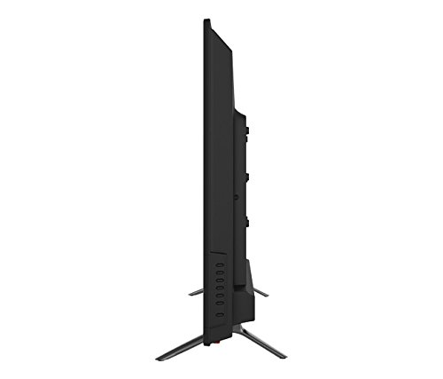40 LED TVs 101.6 cm Smart-Tech LE-4048SA 40 Full HD Smart TV Wi-FI Silver LED TV , 1920 x 1080 Pixels, Direct-LED, Smart TV, Wi-FI, Silver