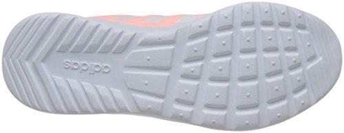 adidas Cloudfoam QT Racer W, Zapatilla de Deporte Rosa
