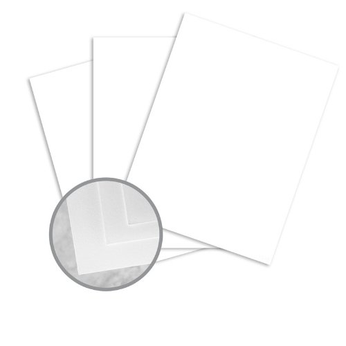 Neutech PS Pure White Paper - 8 1/2 x 11 in 24 lb Writing Wove Watermarked 500 per Ream Pure White 24 Lb Writing