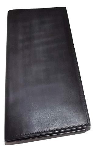 Spernanzoni Men's Luxe Italian Leather Breast Pocket Secretary Wallet - Wallet Secretary Mens Breast