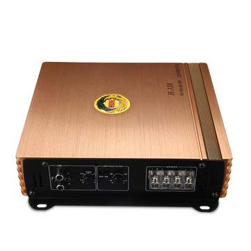 2200W 2 Channel Car Power Amplifier 360 Rounded Sound - Car Audio & Monitor Car Amplifiers]()