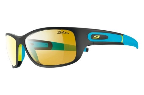 Julbo Women's Stony Sunglasses, Zebra Lens, Black,