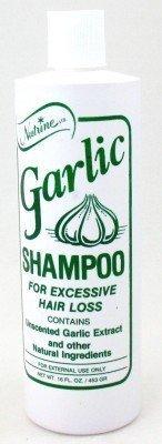 Nutrine Garlic Shampoo 16 oz. Unscented ()
