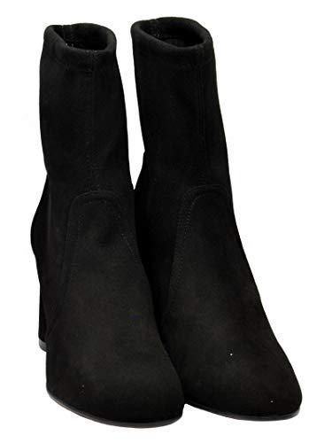 Black Margot75 Boots Ankle Weitzman Stuart Suede Women's xP01vqpw