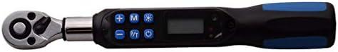 joyMerit トルクレンチ デジタル LEDフラッシュアラーム付き 1/4インチ 調整可能 - DEW2-004AN