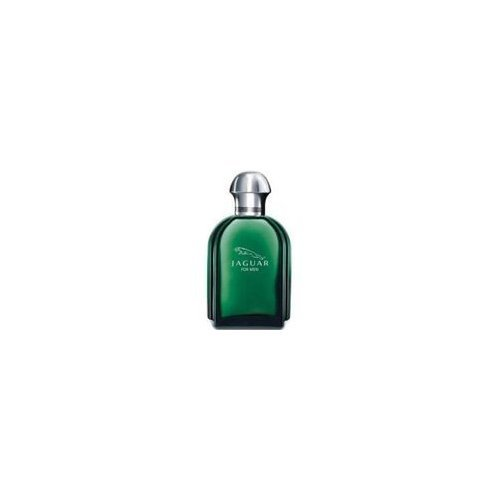 Jaguar for Men (Green), Eau De Toilette Spray, 3.4 - Men Perfume Jaguar For