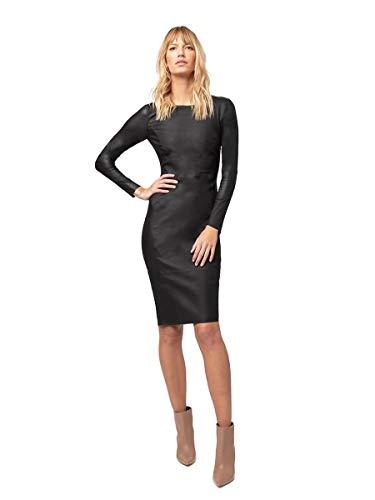 Mrs. Smith Stretch Leather Dress ()