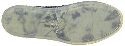 Zanzara Mens Fader Oxford Marine