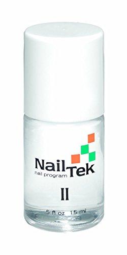 - NAILTEK CITRA Formula 2 Intensive Therapy Treatment for Soft, Peeling Nails 0.5oz