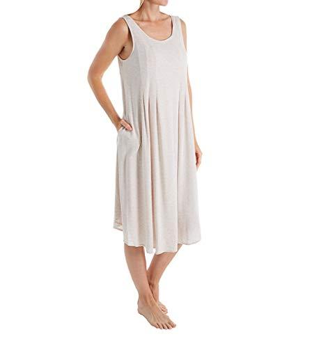 Donna Karan Sleepwear Classic Gown (D266906) M/Shell ()