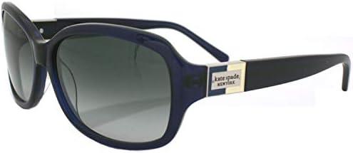 B00558O6H0 Kate Spade Sunglasses - Annika/S / Frame: Navy Lens: Gray Gradient 31lilhGKV5L.