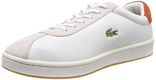 Homme 3 red Lacoste Sma off 119 Baskets Écru 4y0 Wht Masters xqSEf1wX