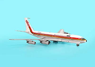 AVIATION200 1-200 Scale Model Aircraft AV2707409 Royal Jordanian CARGO B707-300