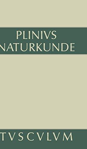 Geographie: Afrika und Asien (Sammlung Tusculum)  [Plinius Secundus der Altere] (Tapa Dura)