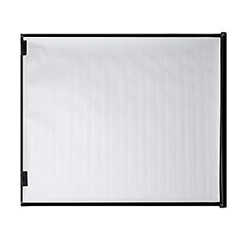DyNamic 60 Pulgadas 16:9 Tela Material Mate Blanco 3D ...