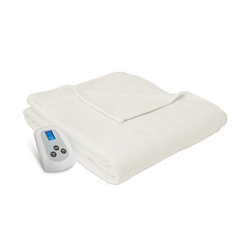 Controller Heated Electric Twin Blanket - 4