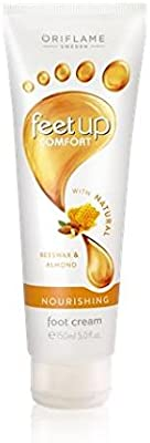 Oriflame Feet Up Comfort Nourishing Foot Cream (32371)- 150Ml