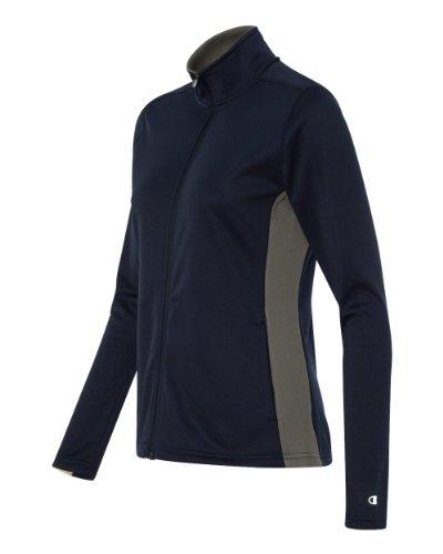 Women's Double Dry Colorblock Full Zip Jacket