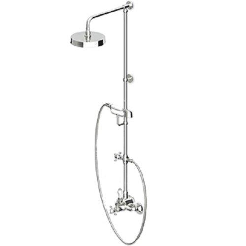 Zucchetti grifería Agorà columna ducha completa de termostático ...