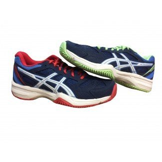 ASICS Gel Padel Exclusive 4 SG E565N Color 4901-36: Amazon.es ...