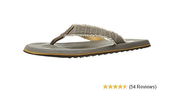 af3ec10b50d1 Skechers Men s Tatric Salman Flip Flop