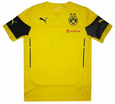 Borussia Dortmund Crest Training Shirt