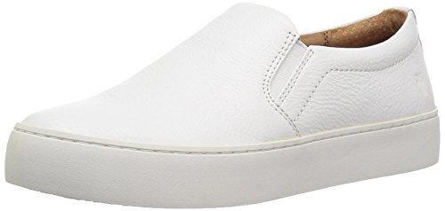 FRYE Women's Lena Slip on Sneaker,