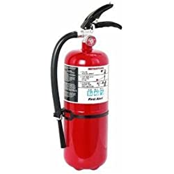 First Alert Commercial Use Fire Extinguisher - 2-Pk., Class 4-A 60-B:C Rated,...