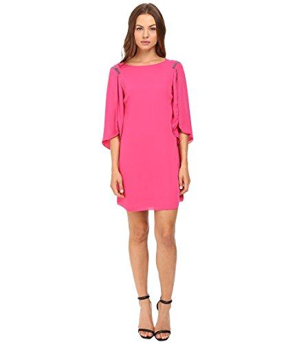 halston-heritage-flutter-sleeve-mini-dress-begonia-womens-dress