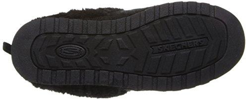 Skechers Keepsakes Delight Fall - Zapatillas de Estar Por Casa de lana mujer Black