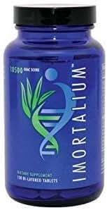 Imortalium Anti Aging Supplement - 120 tabs