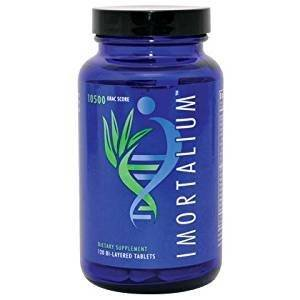 Anti Aging Nutrients imortalium® - 120 bi-layered tabs - 3 Pack by Youngevity