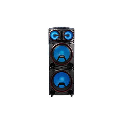 GEMINI GMAX-6000 Dual 15 Inch Bluetooth Party System
