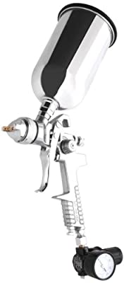 Sunex 9002b 1.4-Mm Gravity Feed HVLP Gun And Cap