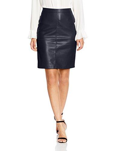 Noos Vila Vipen Bleu Eclipse New Jupe Femme Total Skirt 1wzFtw