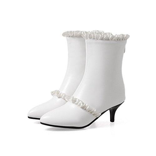 35 white Balamasaabl10548 Zeppa Con Donna Sandali Bianco w44Aq8Z