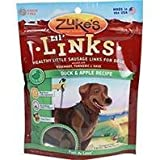 Cheap Zukes Llc-Lil Links Healthy Little Sausage Links For Dogs- Duck & Apple 6 Ounce 41503