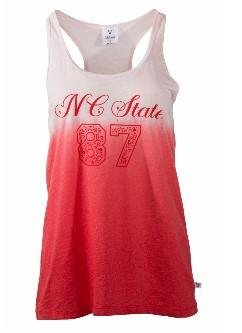 - Official NCAA North Carolina State University Wolfpack NC State NCSU Women's Racerback Tank Top