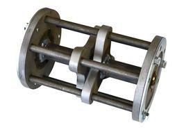 6 pt Carbide Flail Cutter Complete Drum Kit for Edco® CPM-8® Scarifier/Concrete Planer - General Setup