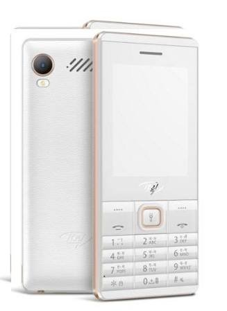 Itel it5611 Mobile with 2500mAh Battery (Red)