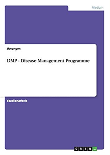 Buy Dmp - Disease Management Programme Book Online at Low Prices in