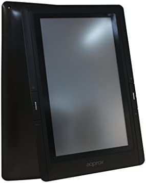 Approx APPEB02GT - Lector de eBooks color TFT de 7