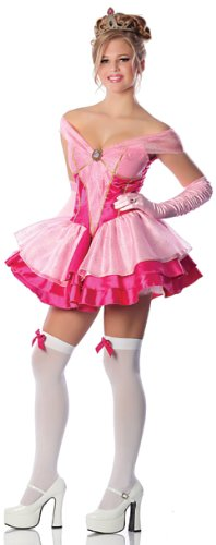 Delicious Sleeping Cutie Costume, Pink, Medium -