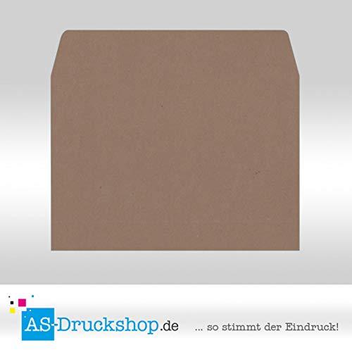 Briefumschlag KuGrün - Grocer-kraft - - - Naturfarbe DIN C5   50 Stück B0794X6V96 | Exquisite Verarbeitung  37569d