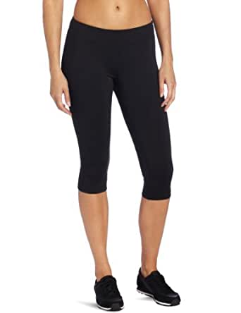 Champion Wms Absolute Workout Knee Tight, Black, X-Small