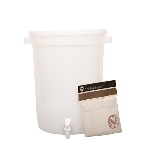 natural 5 gallon container - 5