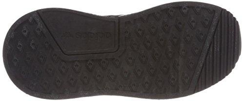 adidas X_PLR C, Zapatillas de Deporte Unisex Niños Negro (Negbas/Negbas/Negbas 000)